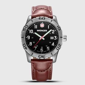 【瑞士威戈】100米防水夜光腕表