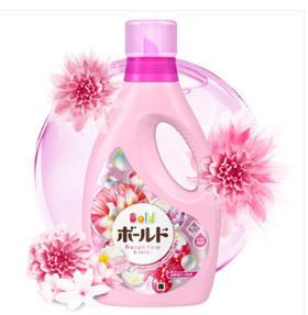 日本 花王宝洁洗衣液