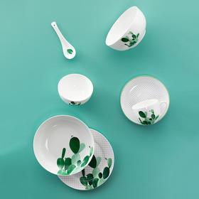 纳谷 | Fresh 仙人掌系列陶瓷餐具