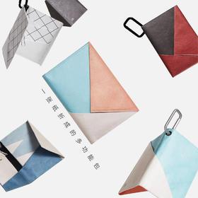 【口袋里的艺术品,一张纸折成的包】纸谜 杜邦防水 耐撕超轻  卡包|钥匙包|收纳包 时尚潮流 创意钱包