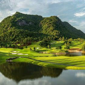 华欣黑山高尔夫俱乐部 Black Mountain Golf Club