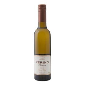 耶利亚酒庄卡内维欧尼甜白葡萄酒2016_375毫升/Yering Station Cane Cut Viognier 2016 _375ml