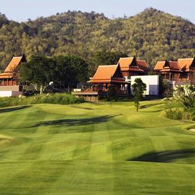 华欣榕树高尔夫俱乐部 Banyan Golf Club Huahin