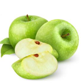 诚食不二云端上的青苹果 大凉山高海拔 多日照 半干旱的冷凉高地气候 历经四次落花落果 8斤净果 坏果包赔