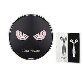 Cosmetea/小怪兽气垫BB霜(送按摩仪+硅胶粉扑+替换装) 12g+12g