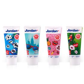 Jordan*儿童牙膏(混合水果味)
