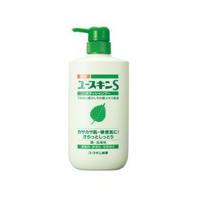 悠斯晶紫苏精华液体皂 500ml
