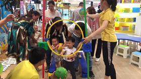 """【贝尔国际儿童成长中心】特色""""婴幼儿智力开发""""的亲子课程,特权仅需9.9元!"""