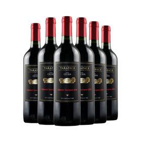 智利红蔓庄园塞西利亚红葡萄酒750ml*6