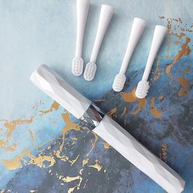 818 | 高密度柔和刷毛 超强续航 电动牙刷 颜色随机