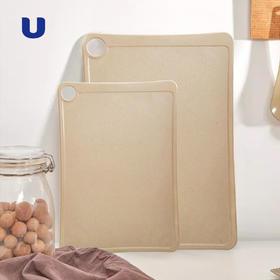 半岛优品   稻壳纤维家用菜板 稻壳材质健康环保易清洗