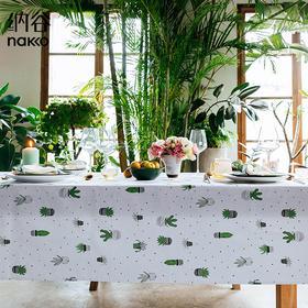 纳谷 | Spring仙人掌波点防水桌布