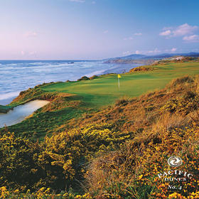 NO.39 美国太平洋沙丘高尔夫球场 PACIFIC DUNES GOLF COURSE