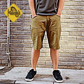 【战术通勤】MAGFORCE麦格霍斯阔步者战术短裤c2501