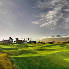 NO.43 南非范考特林克斯高尔夫球场 The Links at Fancourt