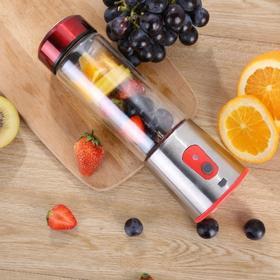 便携式电动榨汁机迷你家用多功能充电小型打炸水果汁榨汁杯