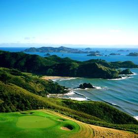 NO.49 贝壳杉悬崖高尔夫球场 Kauri Cliffs Golf Course