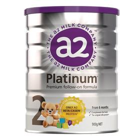 【直邮包邮】2段  澳洲A2 Platinum白金系列 二段