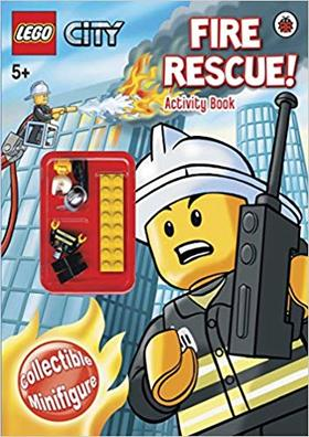 LEGO | CITY, Fire resuce! (Activity Book)