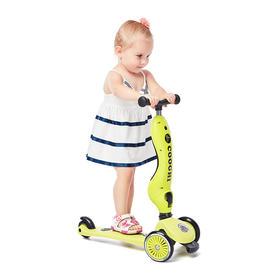 英国COOGHI 酷骑多功能滑板车 适合1-5岁儿童