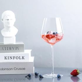 钻石系列酒杯 奥地利手工水晶杯