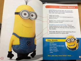 Despicable Me 2 | The Official Minion Manual