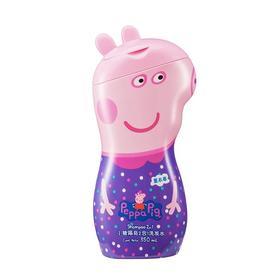 英国Peppa Pig小猪佩奇2合1儿童洗发水薰衣草 350ml