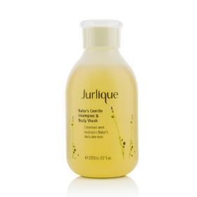 【今日特价】【澳洲直邮】澳洲Jurlique 茱莉蔻 婴儿温和洗发沐浴露200ml