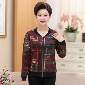 XKNH7822YA时尚休闲减龄外套