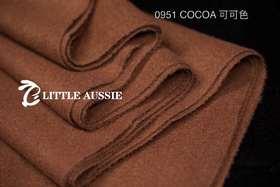 澳毛贵族,Little Aussie升级版两用款披肩围巾 羊羔毛围巾