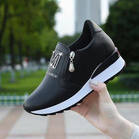 LN688-36内增高休闲厚底运动鞋
