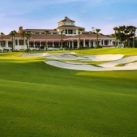 新加坡圣淘沙高尔夫俱乐部新丹戎球场 Sentosa Golf Club New Tanjong Course
