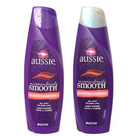 美国Aussie袋鼠柔顺滋润洗护系列