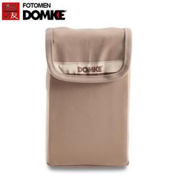 美国DOMKE杜马克F902大号帆布摄影腰包数码相机包侧包便携附件袋
