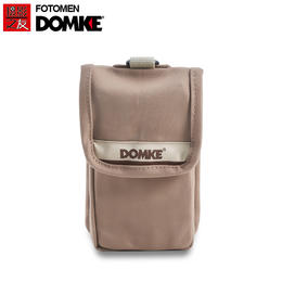 美国DOMKE杜马克F901帆布摄影腰包数码相机包侧包便携镜头附件袋