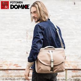 美国DOMKE杜马克F-802摄影包相机包单肩帆布包通勤包邮差包工装包