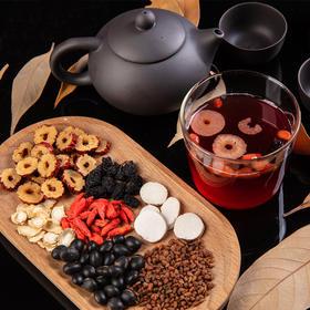 【集合五黑食材】人参五宝茶宫廷茶饮,拍1发1,拍3发4