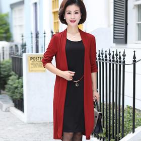 MQ8130BY时尚休闲假两件连衣裙