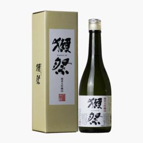 【清酒第一品牌】獭祭 纯米大吟酿50 清酒 720ml   清酒品鉴入坑必选款
