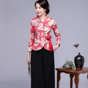 LYE18001时尚气质改良旗袍