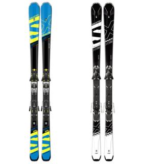 salomon/萨洛蒙17-18款 X-RACE SW 滑雪双板回转板