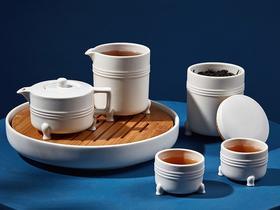 台北故宫授权出品|复刻稀世国宝茶具组