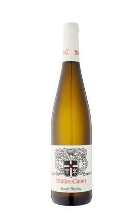 穆勒花园决心干白葡萄酒2017/Muller-Catoir Haardt Riesling Dry 2017