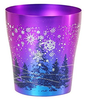 日本HORIE进口钛杯子 纯钛水杯 咖啡泡茶 唯美结婚礼物250ml