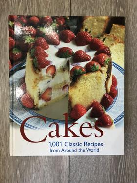Cakes, 1001 Classic Recipes