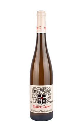 穆勒花园伯哲园晚收甜白葡萄酒2016/Muller-Catoir Burgergarten Riesling Spatlese 2016