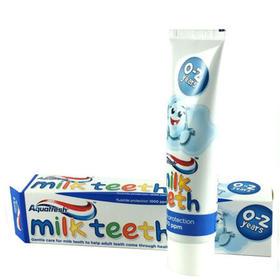〖保税仓〗Aquafresh 儿童牙膏洗漱系列宝宝清洁口腔防蛀牙  0-6岁+