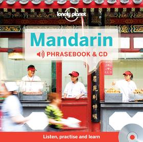 Lonely Planet Mandarin:Phrasebook&CD (2nd Edition)