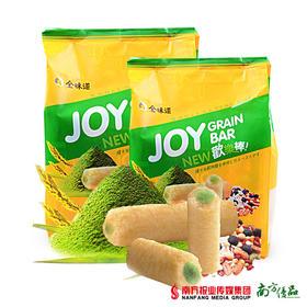 【零食好时光】全味道欢乐棒 多口味 4包【拍前请看温馨提示】