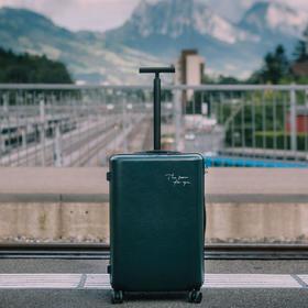 「诗意旅行」静音双排万向轮旅行箱 20寸旅行箱 海关锁 | 高品质pc材料